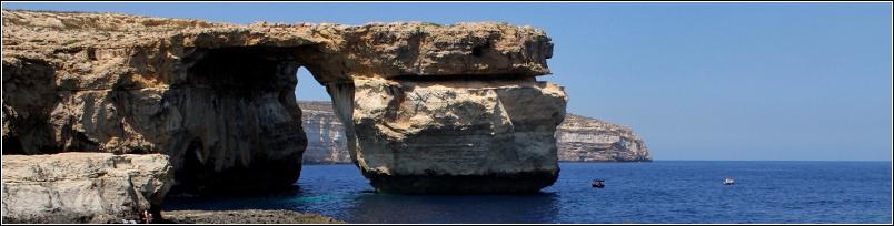 Per Anhalter auf die Insel Gozo