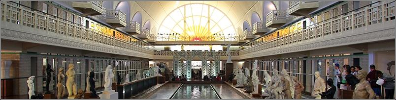 Das Musée de la Piscine in Roubaix