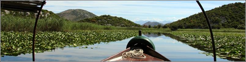 [Video] Auf dem Skutari-See Ι Wundervolle Wasser